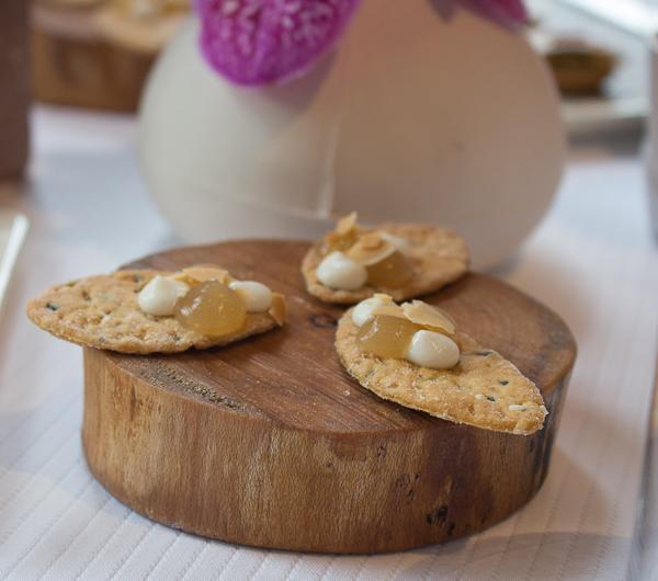 Cracker à l'oignon