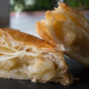 Chausson aux pommes - Pâte feuilletée
