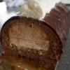 Recette de bûche chocolat-banane