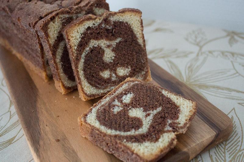 La meilleure recette de cake marbré