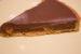 Tarte chocolat caramel cacahuètes façon Snickers