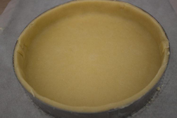 Fond de pâte brisée
