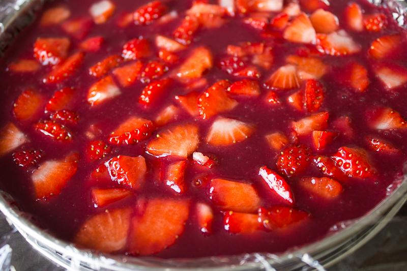 Palet fruits rouges