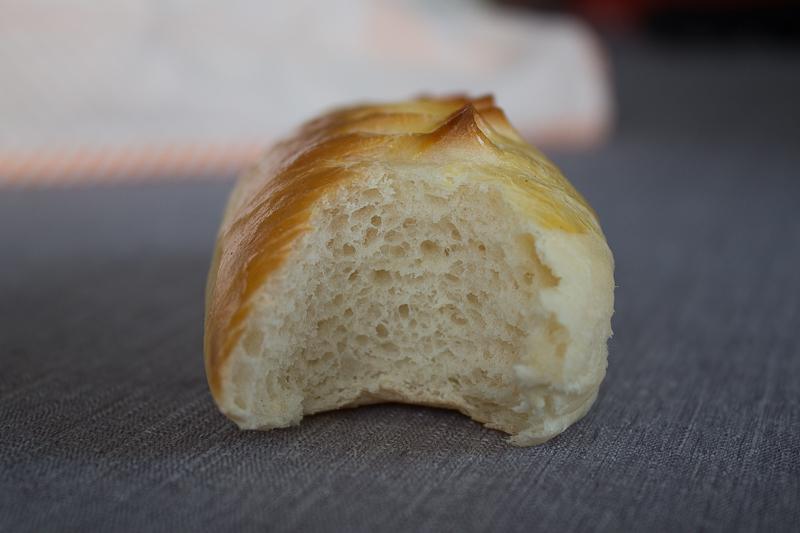 mie du pain au lait
