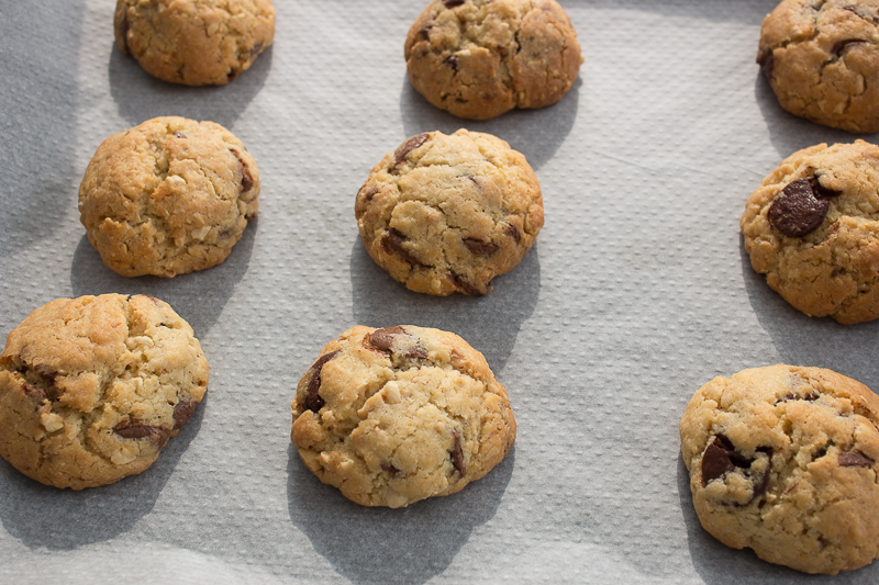 Recette de cookies express